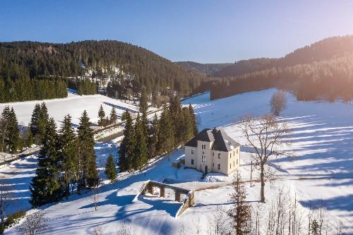Alte Försterei Wildenthal | Gästehaus