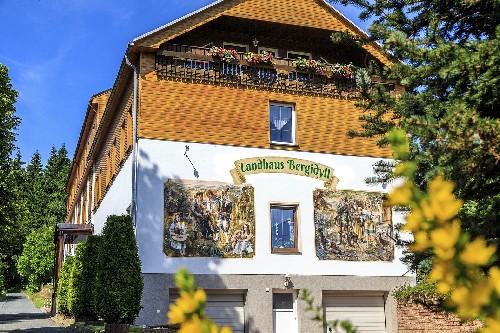 Landhaus Bergidyll bei Oberwiesenthal