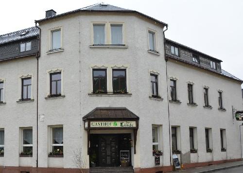 Hotel Linde am Fuße der Greifensteine