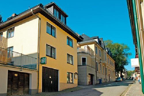 Im Herzen von Oberwiesenthal