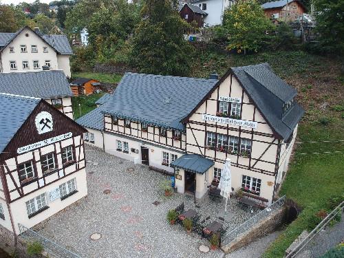 Huthaus Zum Molchner Stolln