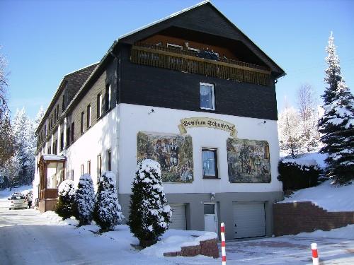 Pension Schmiedel bei Oberwiesenthal