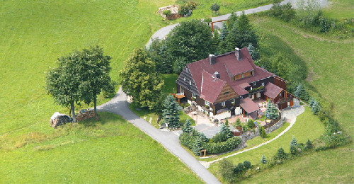 Pension Am Ahornberg in Seiffen