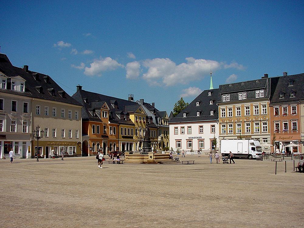 Hotels Und Pensionen In Annaberg Buchholz